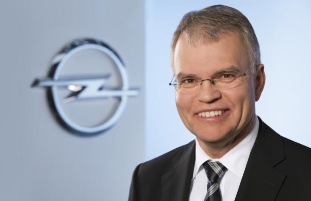 Ulrich Schumacher Personalvorstand von Opel