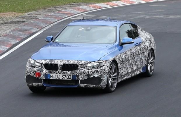 Update: Erwischt: Erlkönig BMW M4 – 450 Pferde für die 4er-Reihe