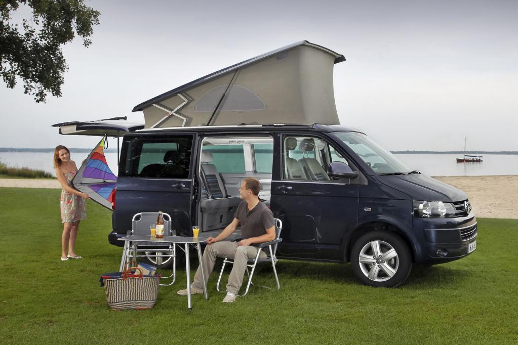 VW feiert 25 Jahre California