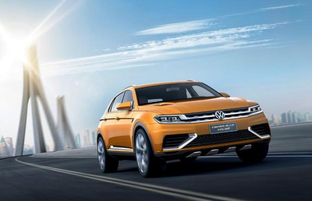 VW gibt Ausblick auf künftige SUV-Modelle
