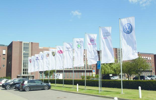 Volkswagen ist das renommierteste Unternehmen Deutschlands