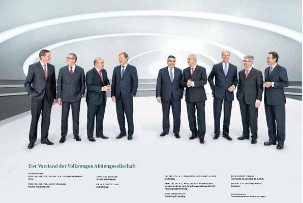 Volkswagen legt Nachhaltigkeitsbericht vor