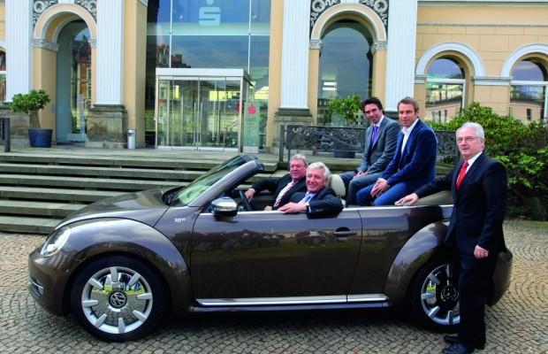 Volkswagen sponsert ATP Tennisturnier