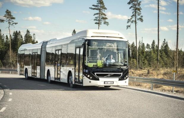 Volvo Busse: Modellgepflegte Reisebusse und Euro 6-Motoren