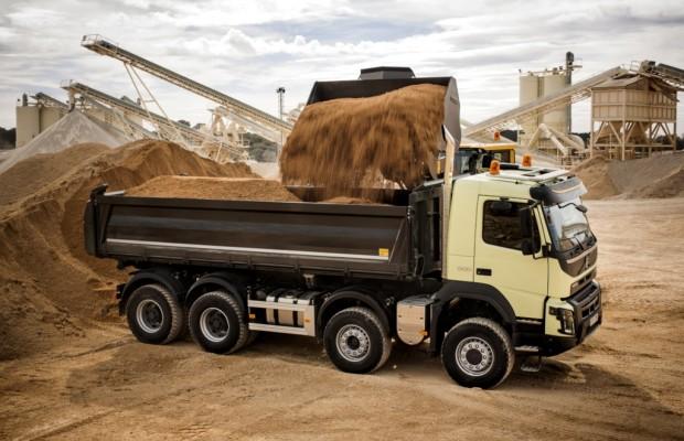 Volvo stellt FMX vor