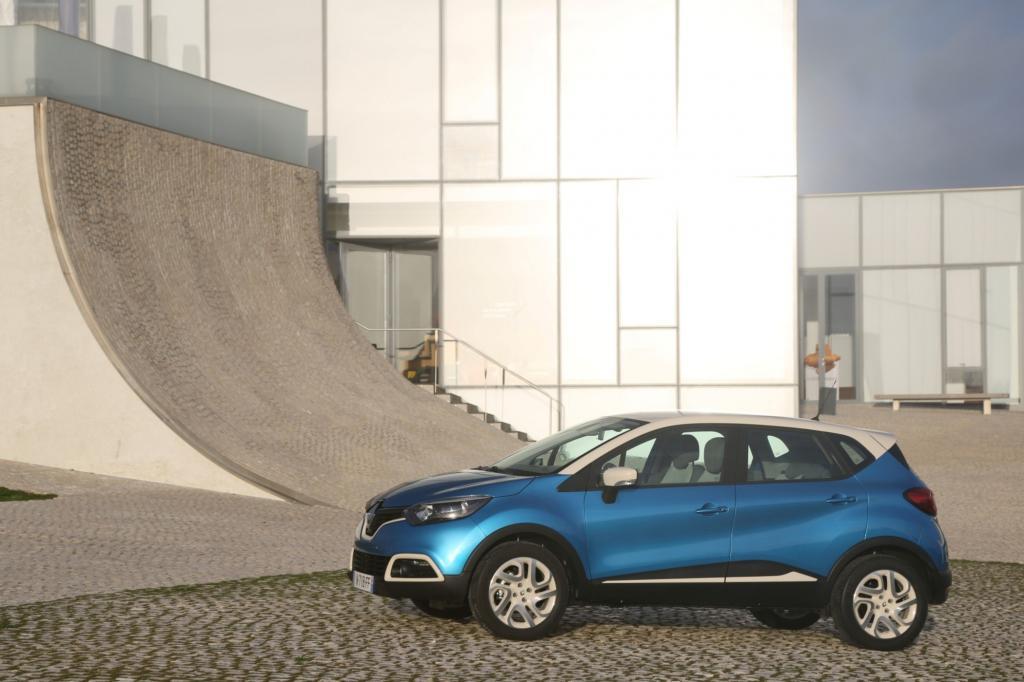 Von außen erinnert der Clio-Ableger eher an einen Geländewagen
