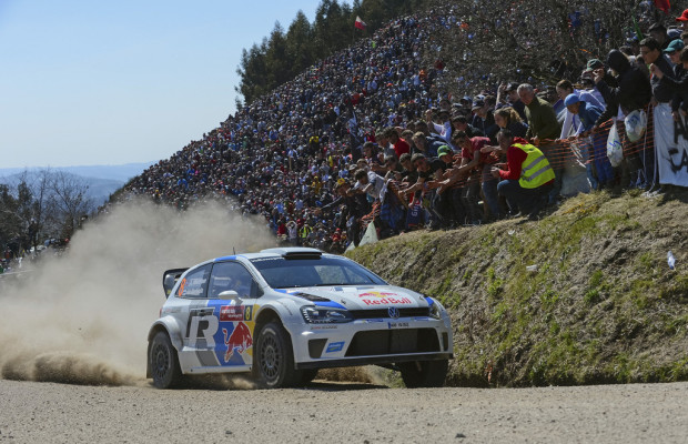 WRC 2013: Sordo gewinnt Qualifying in Portugal