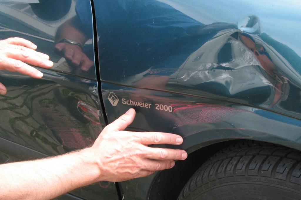 Was Autofahrer für eine Bagatelle halten, das geschieht täglich unzählige Male im Straßenverkehr