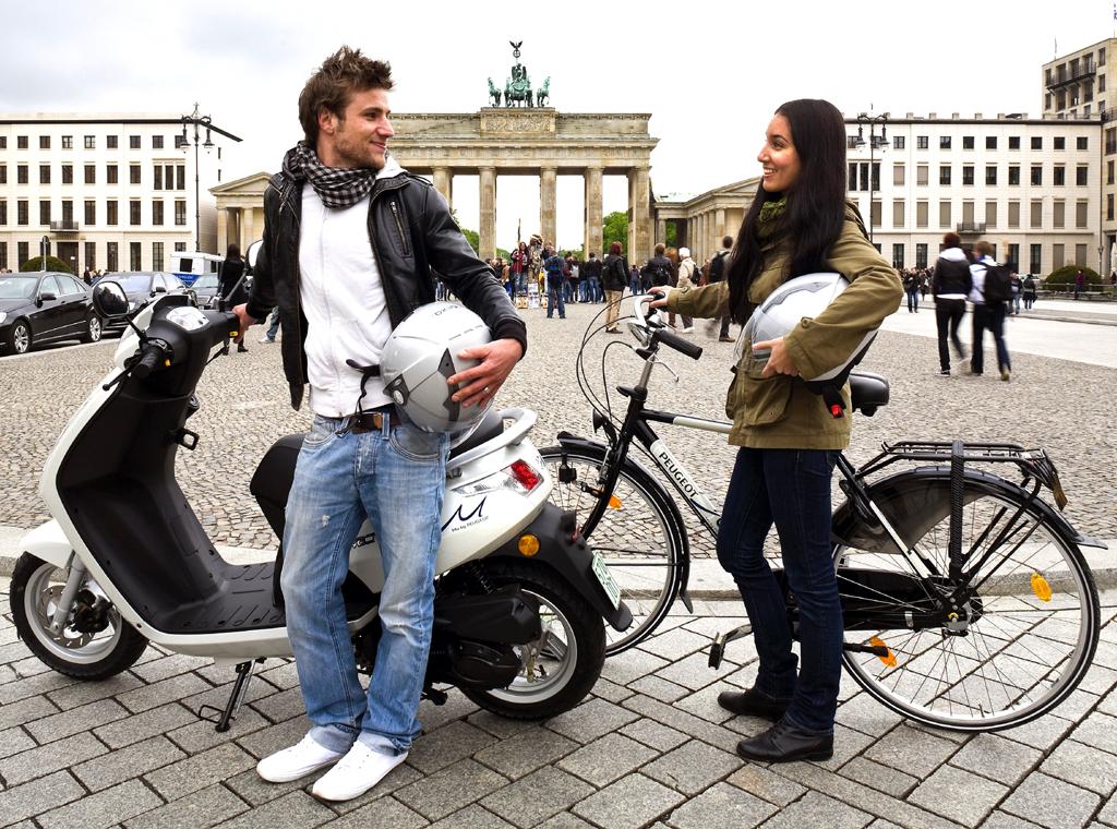 Zweiradfahrer, aufgepasst! Radlern wird ebenfalls kräftig in die Geldbörse gegriffen.