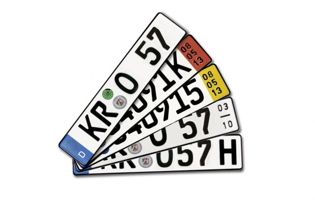 07- Autokennzeichen benötigt keinen TÜV