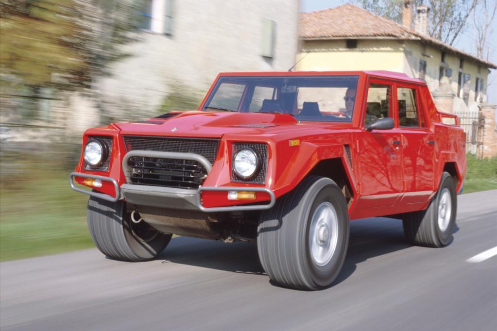 50 Jahre Lamborghini: Mission