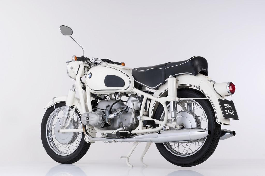 90 Jahre Motorräder bei BMW (Teil 1): Mit der R 32 fing alles an