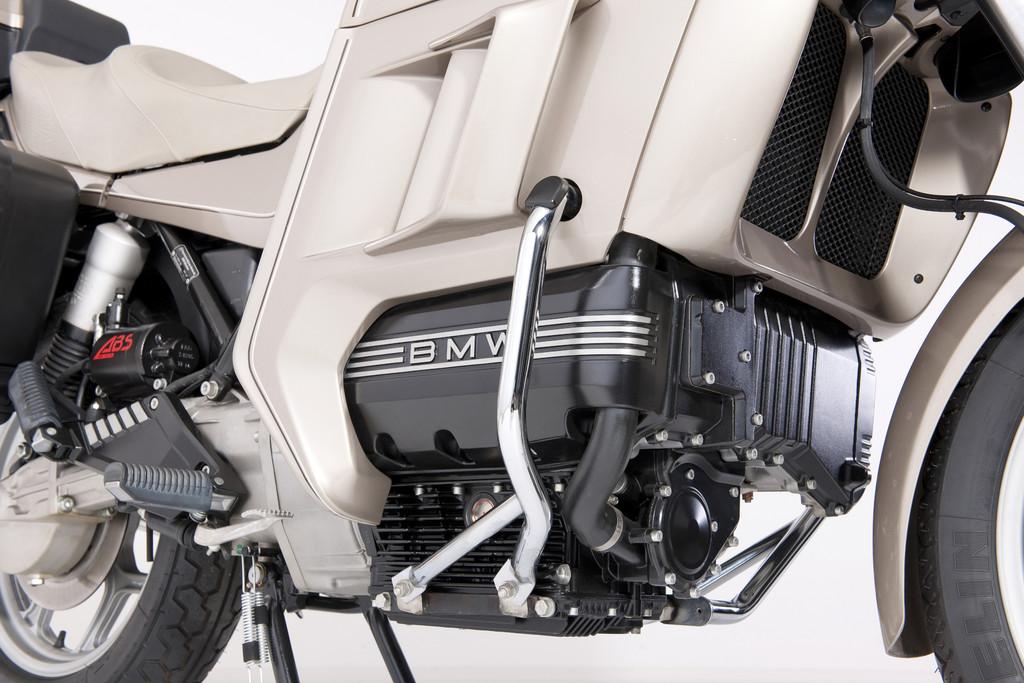 90 Jahre Motorradbau bei BMW (Teil 2): Technischer Vorreiter