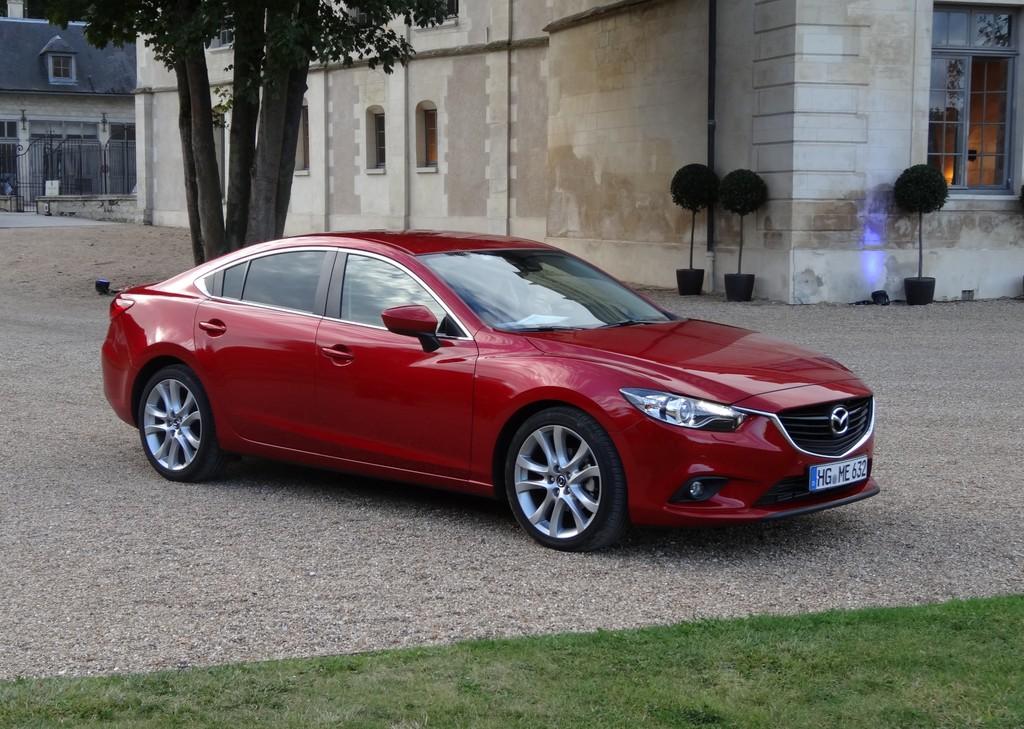 ADAC bestätigt Effizienz des Mazda6