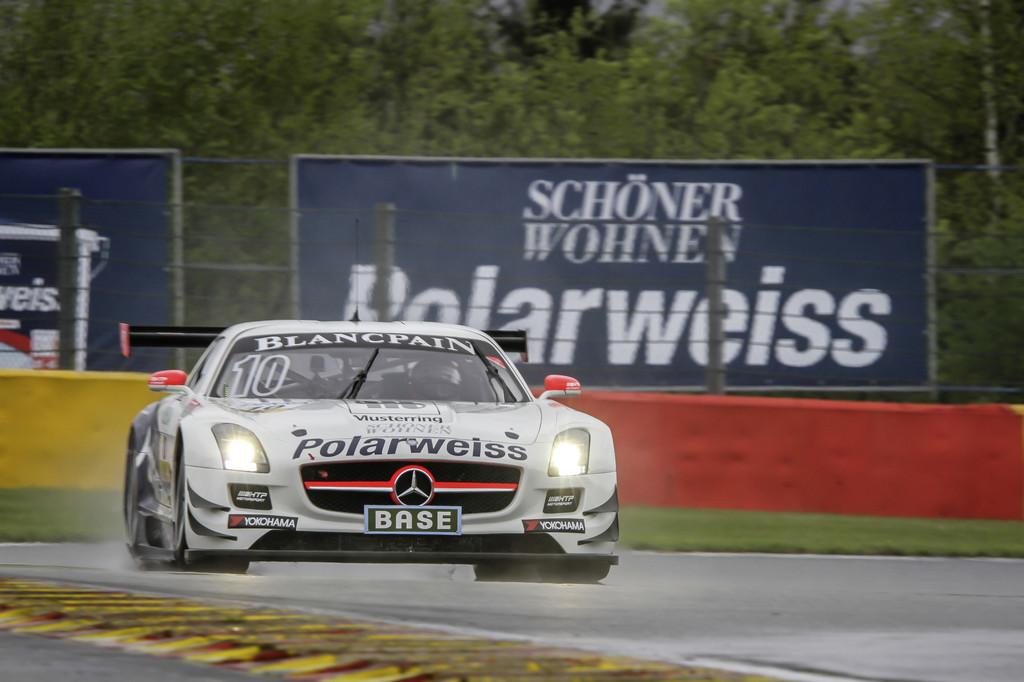 AMG Kundensport beim 24-Stunden-Rennen Nürburgring