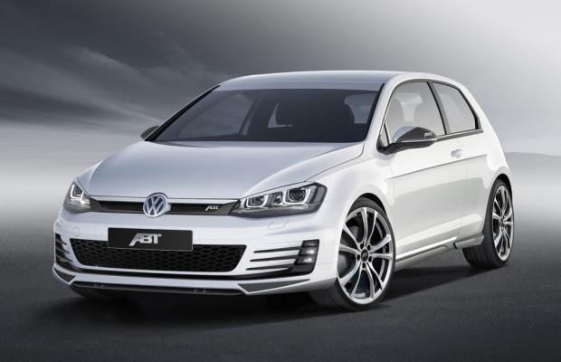 Abt-Paket für den Volkswagen Golf GTD