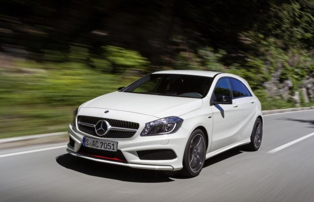 Airbag-Probleme bei neuer Mercedes A-Klasse