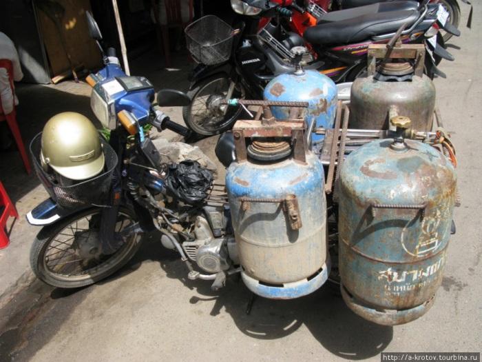 Alternative Antriebe für Zweiräder