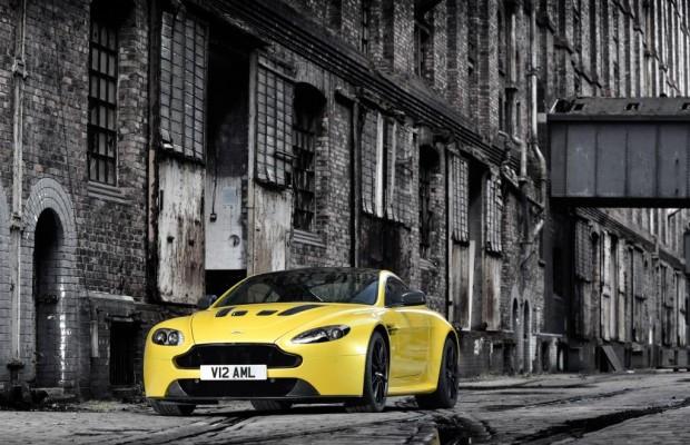 Aston Martin baut den Über-Vantage