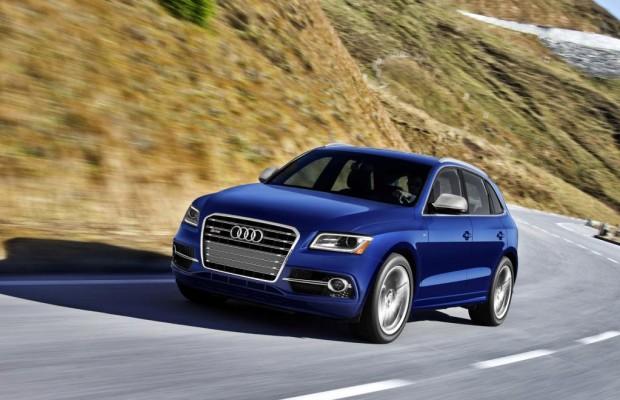 Audi startete forsch ins neue Autojahr