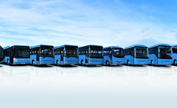 Aus Irisbus wird Iveco Bus