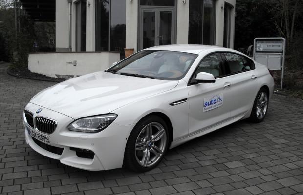 Auto im Alltag: BMW 6er Gran Coupé