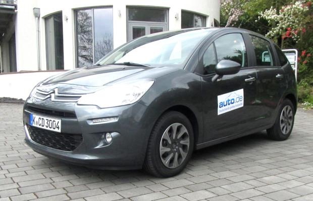 Auto im Alltag: Citroën C3