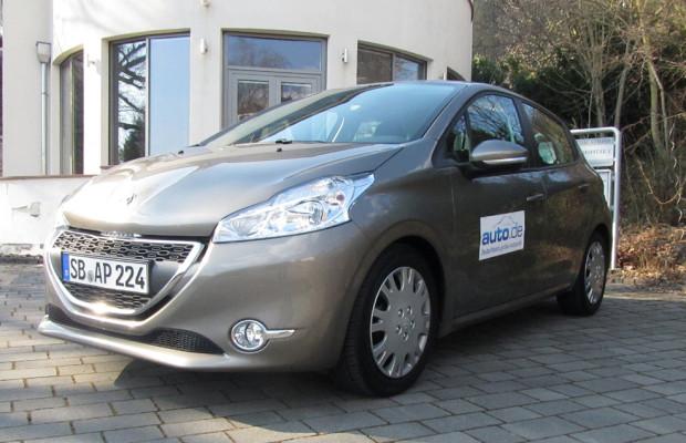 Auto im Alltag: Peugeot 208