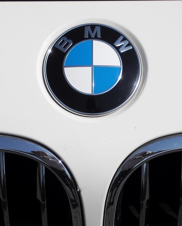 BMW 6er Gran Coupé: Das Markenlogo sitzt vorn über der Doppelniere.