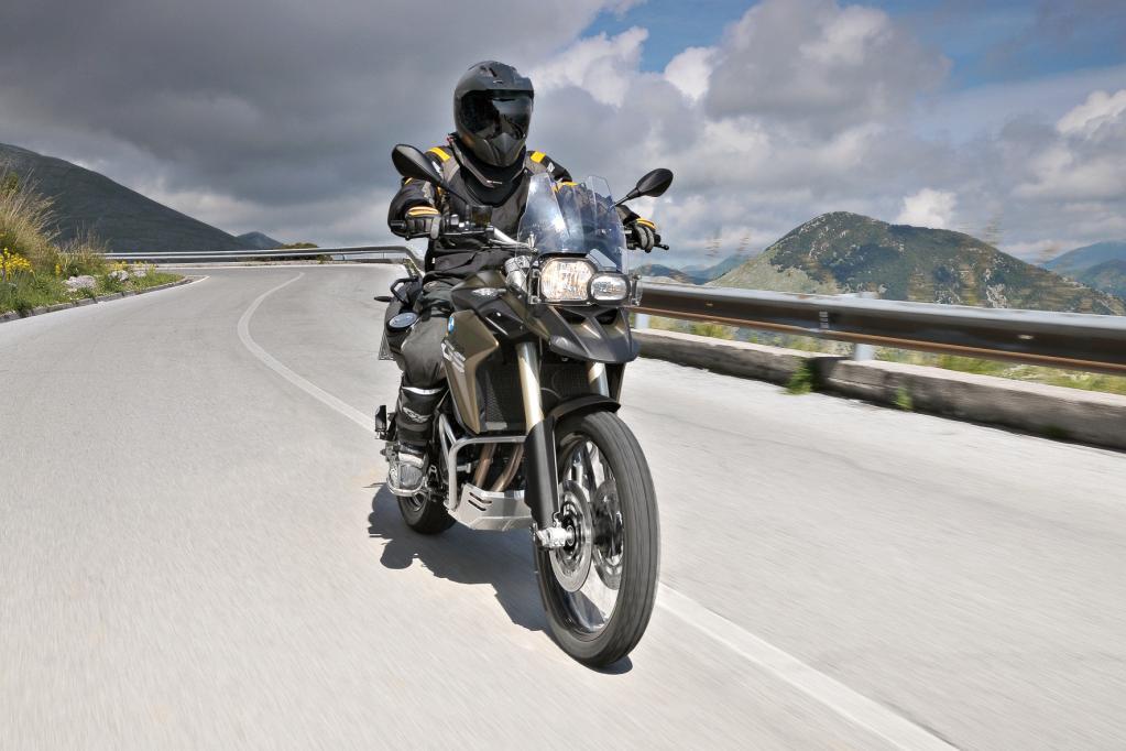 BMW F 700 GS und F 800 GS: Für Einsteiger und Fortgeschrittene