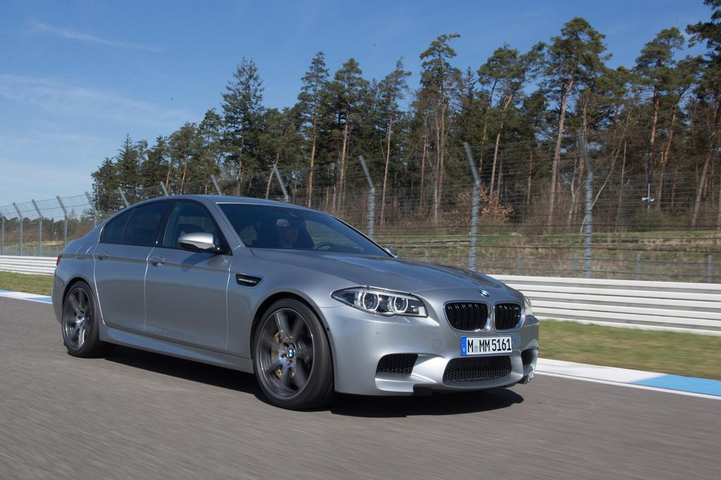 BMW M5 startet überarbeitet in den Sommer