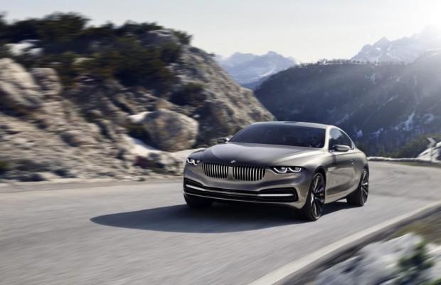 BMW Pininfarina Gran Lusso Coupé - Italienisch für Fortgeschrittene