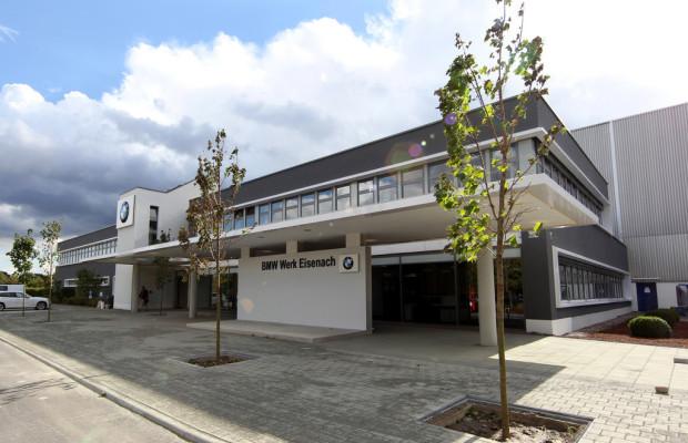 BMW investiert 18 Millionen Euro in Eisenach