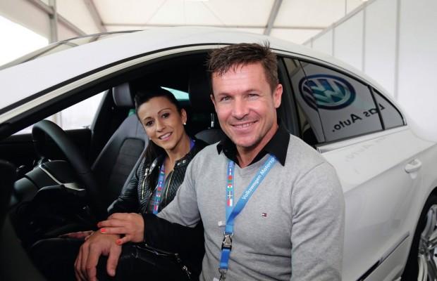 Baumgartner ist VW-Markenbotschafter
