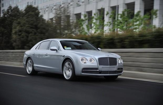 Bentley Flying Spur - Heißsporn im Maßanzug