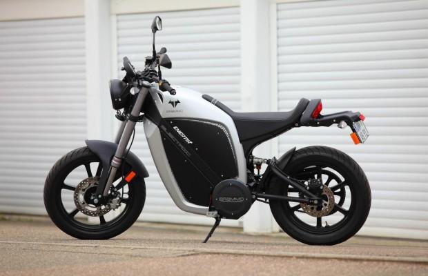 Brammo: Elektrisch Motorrad fahren