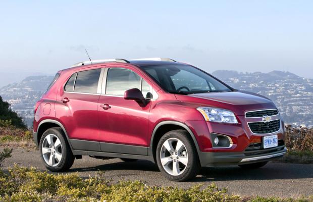 Bulliges Kerlchen: Chevrolet kündigt neuen Trax noch für Mai an / Drei Motoren