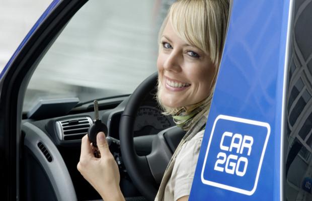 Car2go kommt nach München