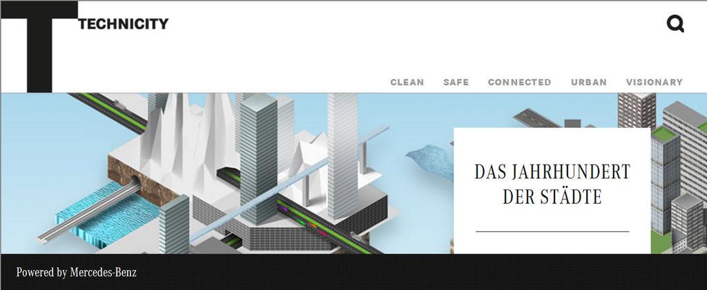 Daimler überarbeitet Online-Auftritt