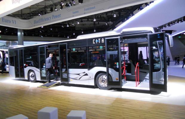 Daimler liefert über 200 Citaro nach Wien