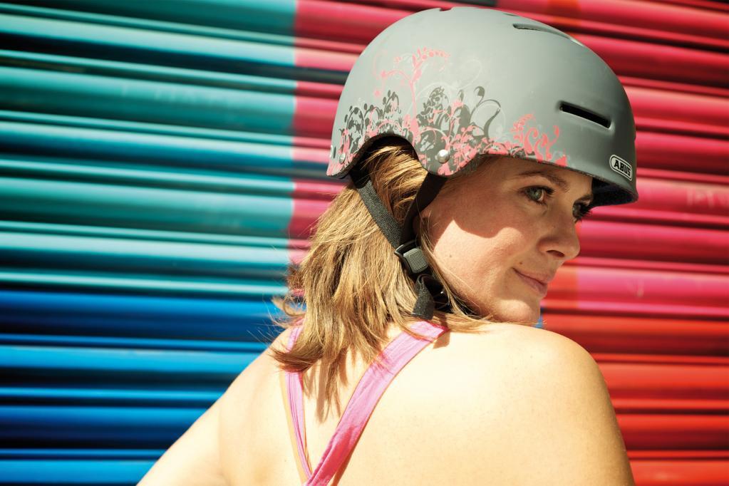 Der Fahrradhelm gewinnt an Akzeptanz