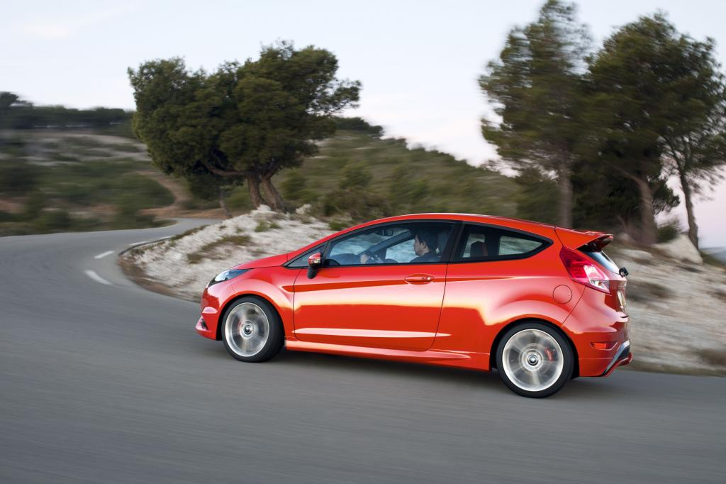 Der Ford Fiesta ST ist ein Spaßauto wie es sein sollte