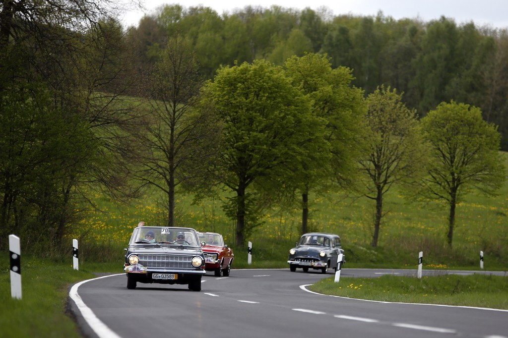 Der Opel Rekord wird 60 Jahre alt