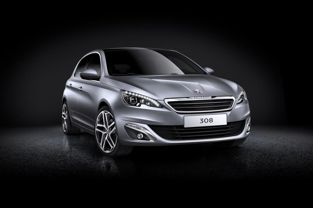 Der Peugeot 308 geht im Herbst in eine neue Runde
