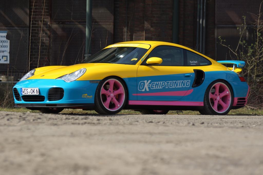 Der Porsche 996 wird auch als Spielgei-Porsche oder Manta-Porsche bezeichnet