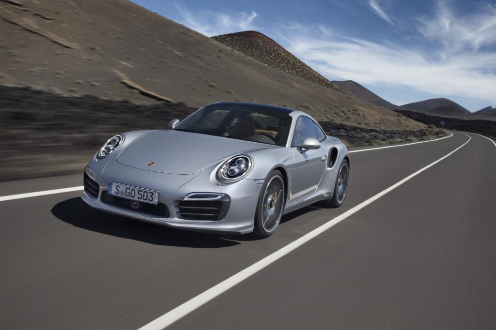 Der neue Porsche 911 Turbo startet im Herbst