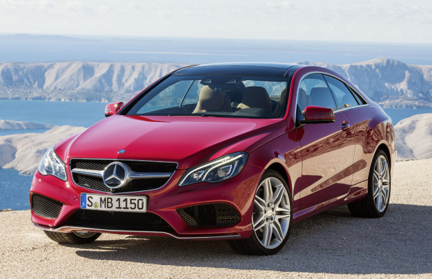 Die Emotionaleren: Mercedes schiebt in E-Klasse Coupé und Cabrio nach