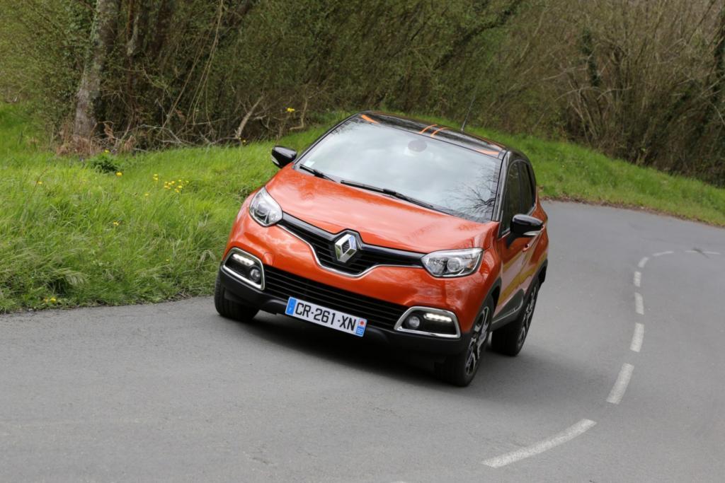 Die Höchstwertung von fünf Sternen konnte auch der kleine Crossover Renault Captur erreichen