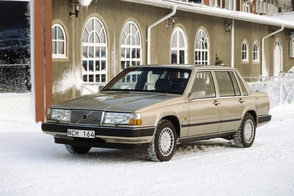 Die Volvo 700er-Reihe ist bereits über 30 Jahre auf dem Markt und gilt als unverwüstlich