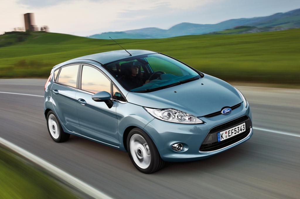 Die seit 2008 gebaute Fiesta-Generation schneidet bei den Hauptuntersuchungen gut ab